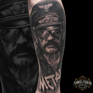 tattoo motorhead lemmy