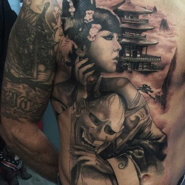 tattoo-geisha-costado-2